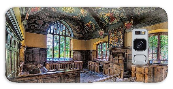 Beautiful 17th Century Chapel Galaxy Case