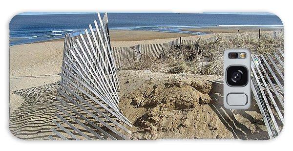 Beautiful Beach Day Galaxy Case