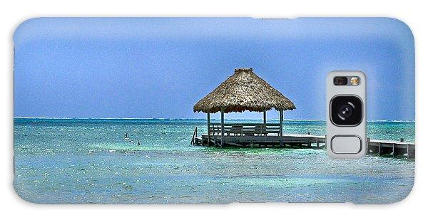 Beautiful Belize Galaxy Case