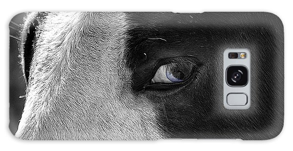 Beautiful Blind Soul Horse Galaxy Case