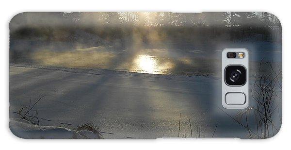 Beautiful Brisk Morning Galaxy Case