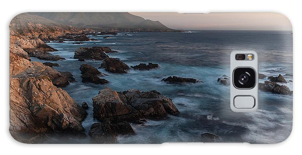 Monterey Galaxy Case - Beautiful California Coast In Spring by Mike Reid