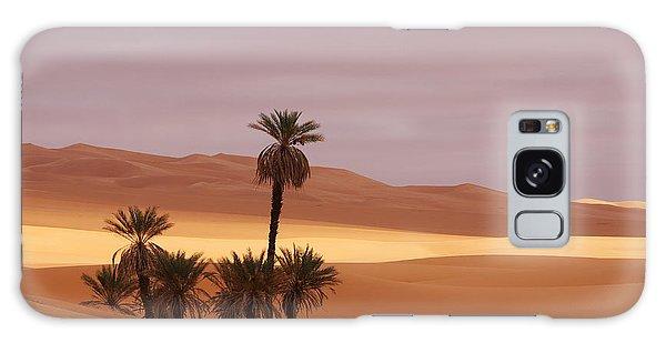 Beautiful Desert Galaxy Case