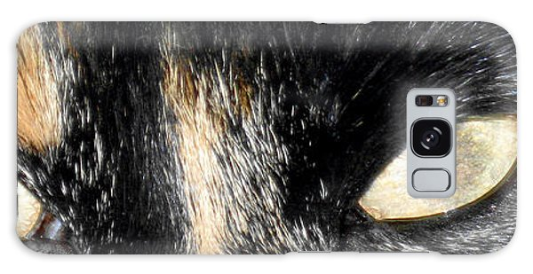 Beautiful Eyes Galaxy Case