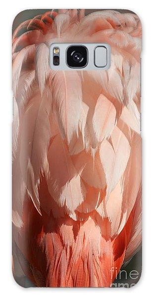 Beautiful Feathers Galaxy Case