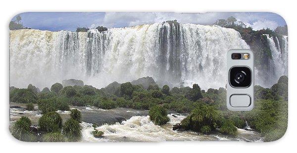 Beautiful Iguazu Waterfalls  Galaxy Case