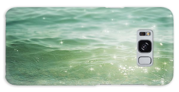 Water Ocean Galaxy Case - Beautiful Illusion by Violet Gray