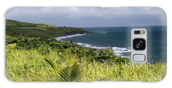 Beautiful Island Of St. Kitts Galaxy Case by Living Color Photography Lorraine Lynch