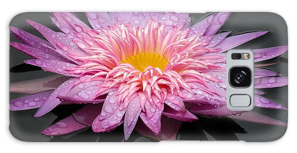 Beautiful Lily Galaxy Case