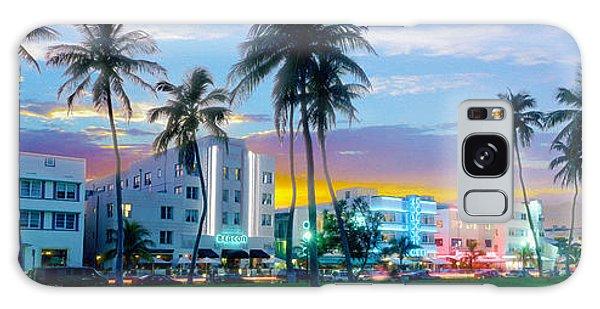 Beautiful South Beach Galaxy Case