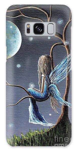 Fairy Galaxy S8 Case - Fairy Art Print - Original Artwork by Shawna Erback