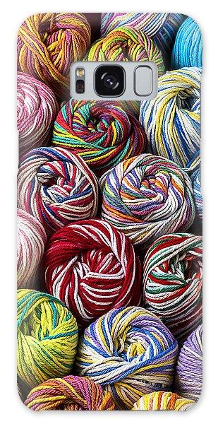 Colorful Galaxy Case - Beautiful Yarn by Garry Gay
