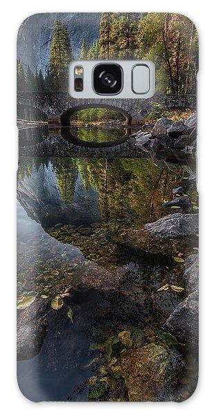 Yosemite National Park Galaxy S8 Case - Beautiful Yosemite National Park by Larry Marshall