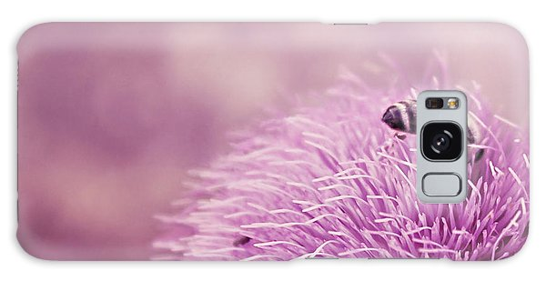 Beauty And The Bee Galaxy Case