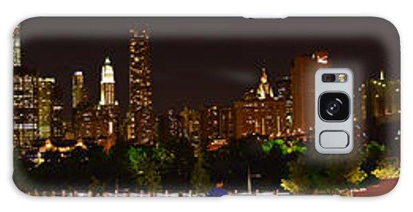 Beauty From Brooklyn Bridge Park Galaxy Case