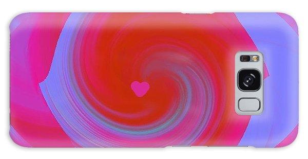 Beauty Marks Galaxy Case by Catherine Lott