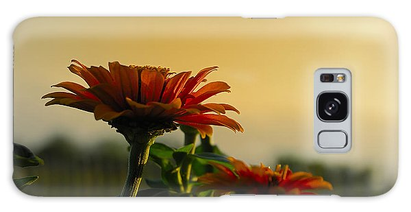 Beauty Of Nature Galaxy Case by Charles Beeler