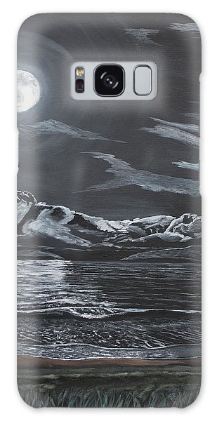 Beauty Of The Night Galaxy Case by Ian Donley