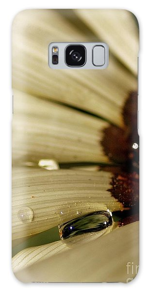 Beauty Within A Rain Drop Galaxy Case