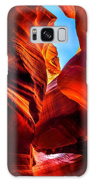 Beauty Within Galaxy Case