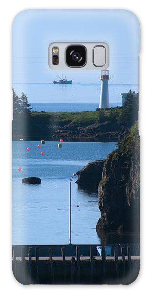 Beaver Harbour Nb Canada Galaxy Case
