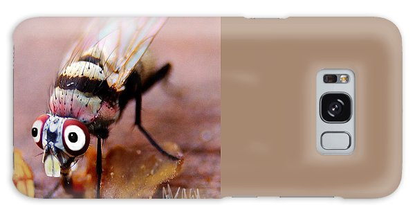 Beaver Tooth Fly Galaxy Case