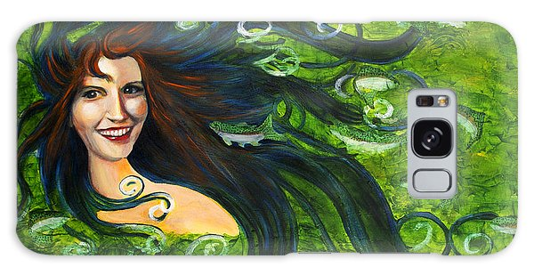 Lady Of The Lake Galaxy Case