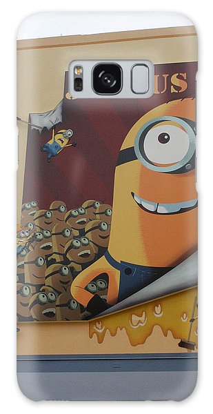 Become A Minion Galaxy Case