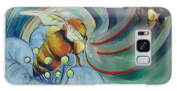 Bee Friends Galaxy Case