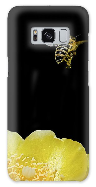 Bee Rising #2 Galaxy Case
