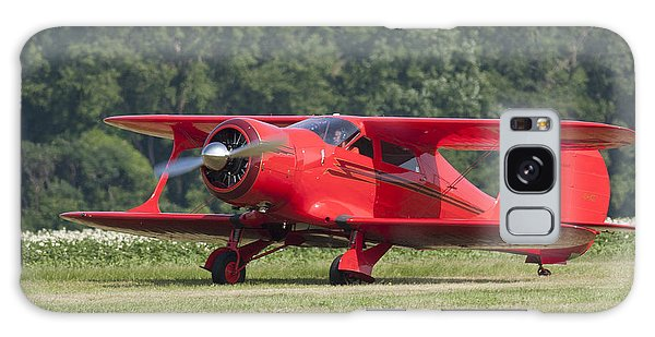 Beechcraft Staggerwing I Galaxy Case