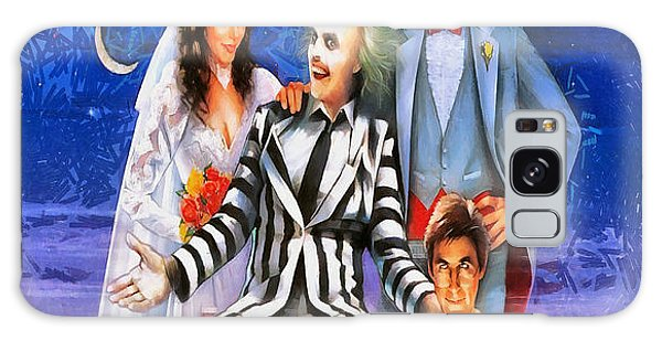Beetlejuice Galaxy Case by Joe Misrasi