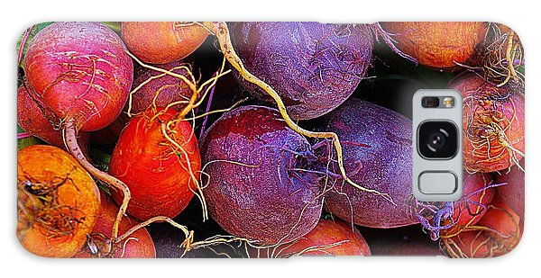 Beets Me  Galaxy Case by John S