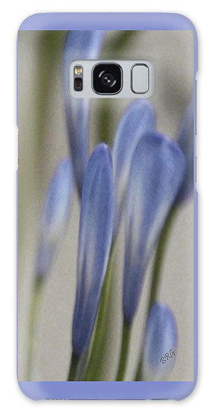Before - Lily Of The Nile Galaxy Case