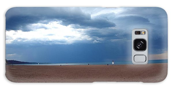 Before The Storm Galaxy Case by Susan  Dimitrakopoulos