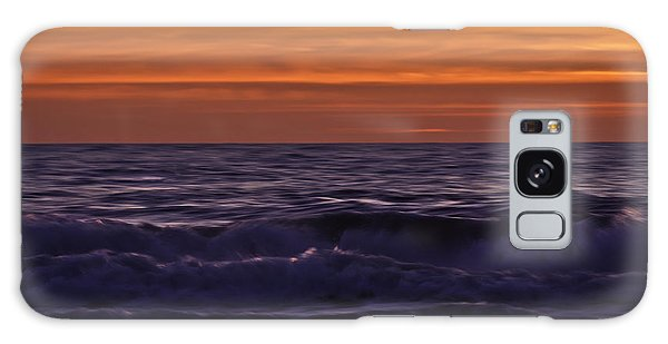 Before The Sun Rise Galaxy Case by Craig Szymanski