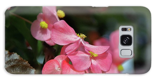 Begonia Beauty Galaxy Case