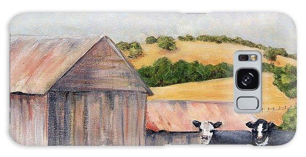Behind The Barn Galaxy Case