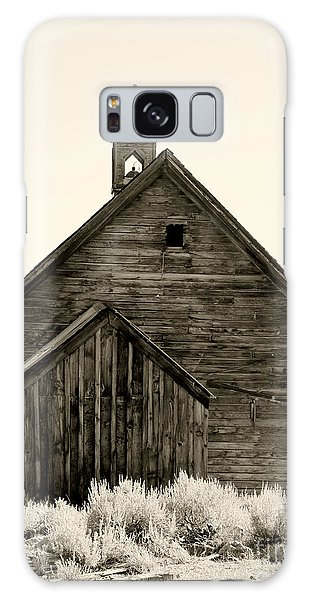 Behind The Steeple By Diana Sainz Galaxy Case