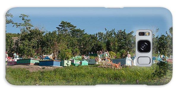 Belize Cemetery Galaxy Case