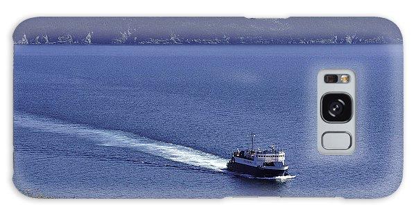 Bell Island Ferry  Galaxy Case