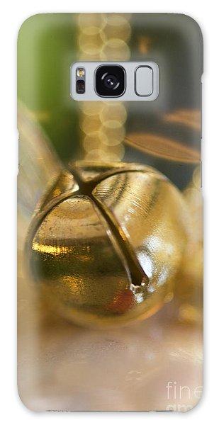 Bell Ornament Galaxy Case by Birgit Tyrrell