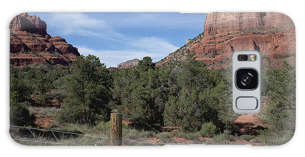 Bell Rock Pathway Galaxy Case