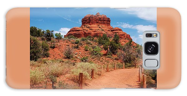 Bell Rock - Sedona Galaxy Case