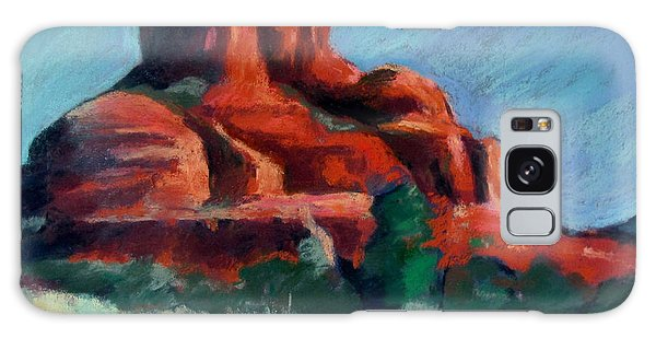 Bell Rock Sedona Galaxy Case