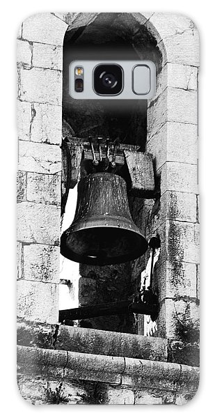 Bell Tower Valbonne Abbey Galaxy Case