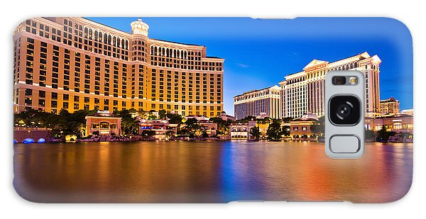 Bellagio And Caesars Galaxy Case