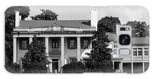 Belle Meade Mansion Galaxy Case by Robert Hebert