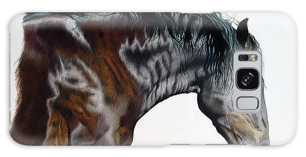 Bellus Equus Galaxy Case
