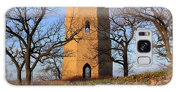 Beloit Historic Water Tower Galaxy Case